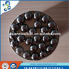 "3/16"" inch chrome steel ball 4.736mm steel ball for precision machines"