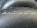 Butyl inner tube for OTR
