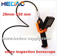 "3.5"" TFT LCD Screen borescope inspection camera video pipe inspection camera"