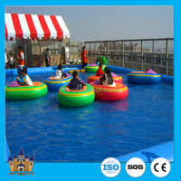 2016 Classic Water Pool Toys Inflatable Bumper Boat made in China