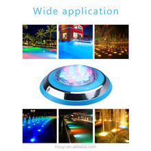 Wall mounted marine underwater led lights boats high power led underwater light for swimming pool