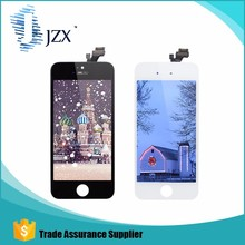 best price for Iphone 5 5g LCD Display Screen With Touch Screen Digitizer Assembly