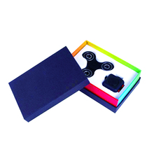 Hot Sale High Quality Fidget Gyro Spinner Paper Packaging Box with Custom Logo
