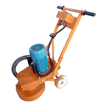 220V Concrete Floor Grinding Machine 50HZ 60HZ Epoxy Grinder Factory