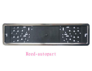 Auto Plate and Russia Car License Plate Frame