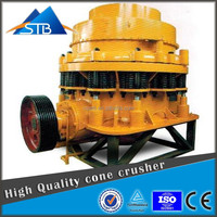 Quality Approved Gravel Mobile Cone Crusher Made In China