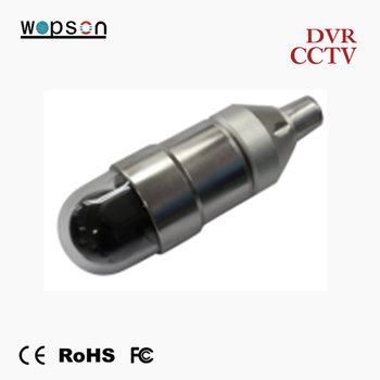 Rotatable Reel Pushrod for Pipe Inspection Camera Water Leak Detection