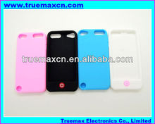 For iPod Touch 5 Silicon Case (Light Color)
