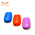 Customized Durable Silicone Car Key Set For Toyota