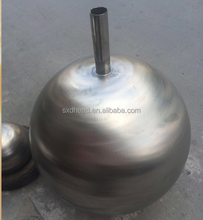 Mirror Finsihed Brushed 150 200 250mm Stainless Steel Sphere Water Feature