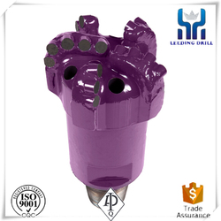 "API Certified 6 1/8"" 5 blades pdc oil well drilling bits prices"