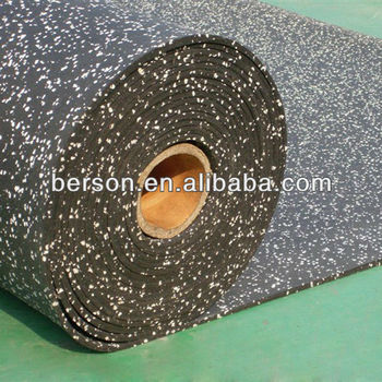 gym rubber floor,high quality rubber gym flooring/rubber flooring for gym, Gym Flooring In Tile/Roll Rubber Flooring