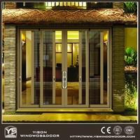 Modern Architectural Design Garden Patio Aluminum Door