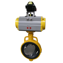 6 inch rubber seal electric butterfly valve type