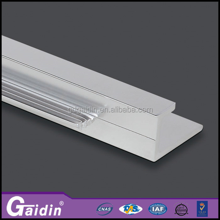 New model durable extruded aluminum extrusion profile accessory extrusion accessory for rolling shutter window
