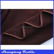gaoyang shangteng supply peri bath towel for wholesale