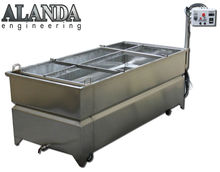 Hydrographics / water transfer printing tank 100 x 250 working area ALANDA Engineering