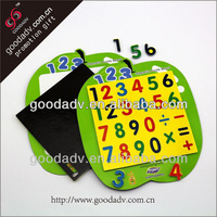 2014 Hot selling number design eva magnetic IQ game for