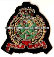 GOLF CLUB BADGES