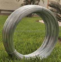 hot dipped/electric galvanized iron wire made in China