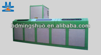steel rebar online annealing production line