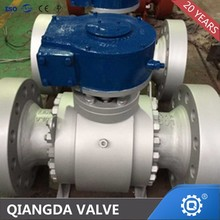 Gear operated ball valves pn250 dn200