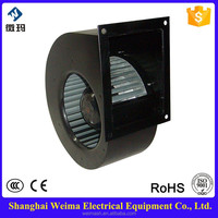 YWFF2E130A Single Inlet Centrifugal Fan Blower,High Volume Centrifugal Air Blower,Outer Rotor Centrifugal Fan