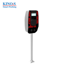 On Street Smart Parking Solution Solar Parking Machine Car Parking Meter For Sale