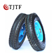 12 inch Wheelbarrow Wheel Flat Free Tire 350-8 PU Foam Rubber Wheels