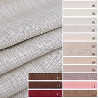 Manufacturer Tear Resistant Curtains Fabrics and Drapes