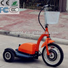 three wheel lithium battery foldable electric bicycle