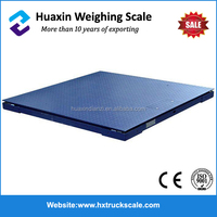 1-5ton floor weighing scale