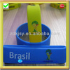 china hot new products for silicone wrist bands for 2014 World Cup