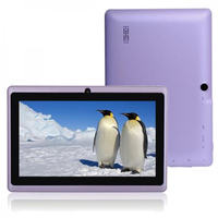$22 Fast delivery and hot sales 7 inch download android 4 tablet chinese