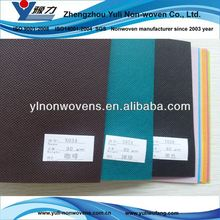 White and colorful polyurethane laminate fabric