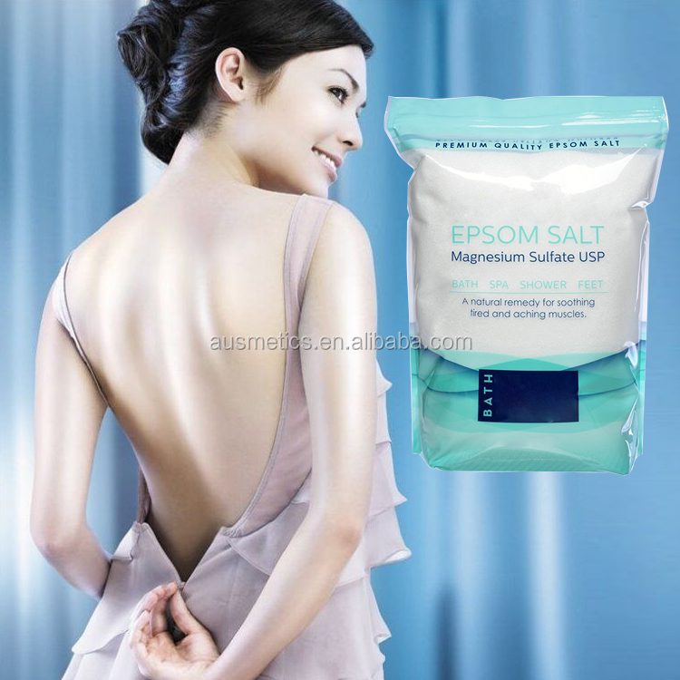 Low price sample free bath epsom salt magnesium sulphate epsom salt wholesale