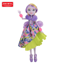 Zhorya 11 inch plastic fashion dresses KaiBiBi princess dolls