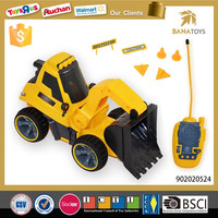 Construction toys rc excavator for sale