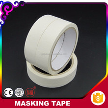 China Supplier White Auto Painting Masking Tape