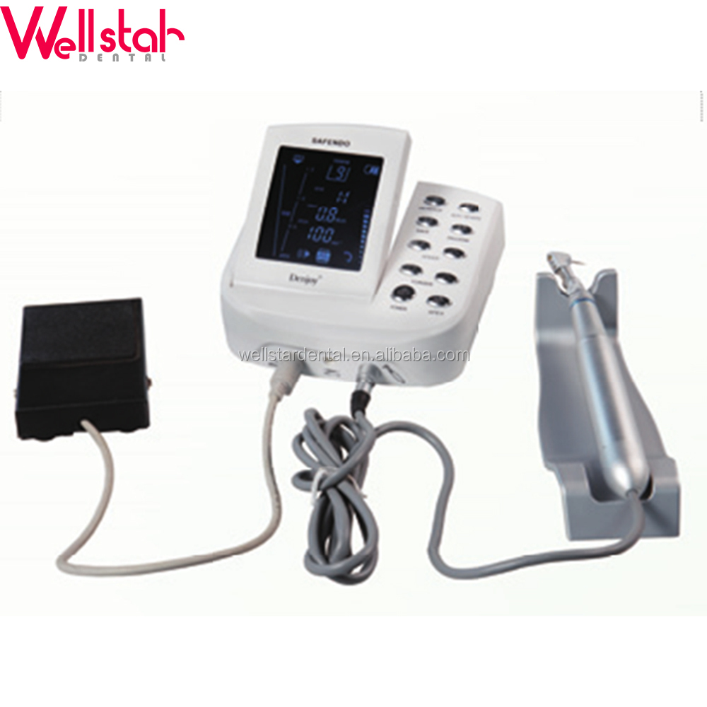 Dental Treatment Instrument+APEX Locator + canal with endo motor for endodontic treatment