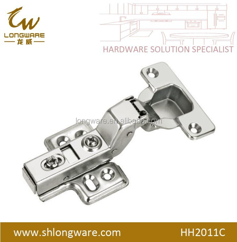 Lazy susan slow closing concealed Silent Soft Closing Cabinet Door Hinges
