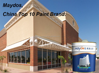 100% Acrylic Based Elastic Exterior Wall Paint