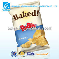 Thanksgiving Day food packaging inflatable plastic bags for dry food packaging