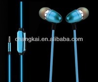LED Flashing Earphone Fashion MP3 Earphone