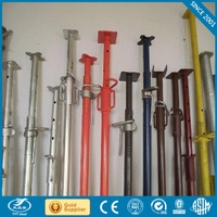 Scaffolding Adjustable Steel Prop Light/Middle/Heavy Duty type Prop Shoring Construction