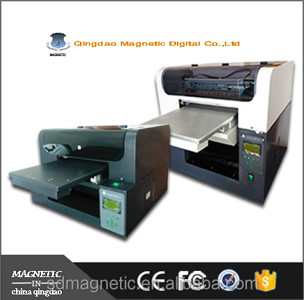 A3 size flatbed printer for t shirt/a3 printing machine