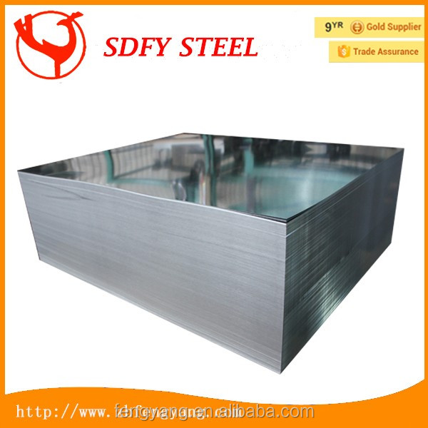 2016 food grade aluminium lacquer tinplate steel sheet