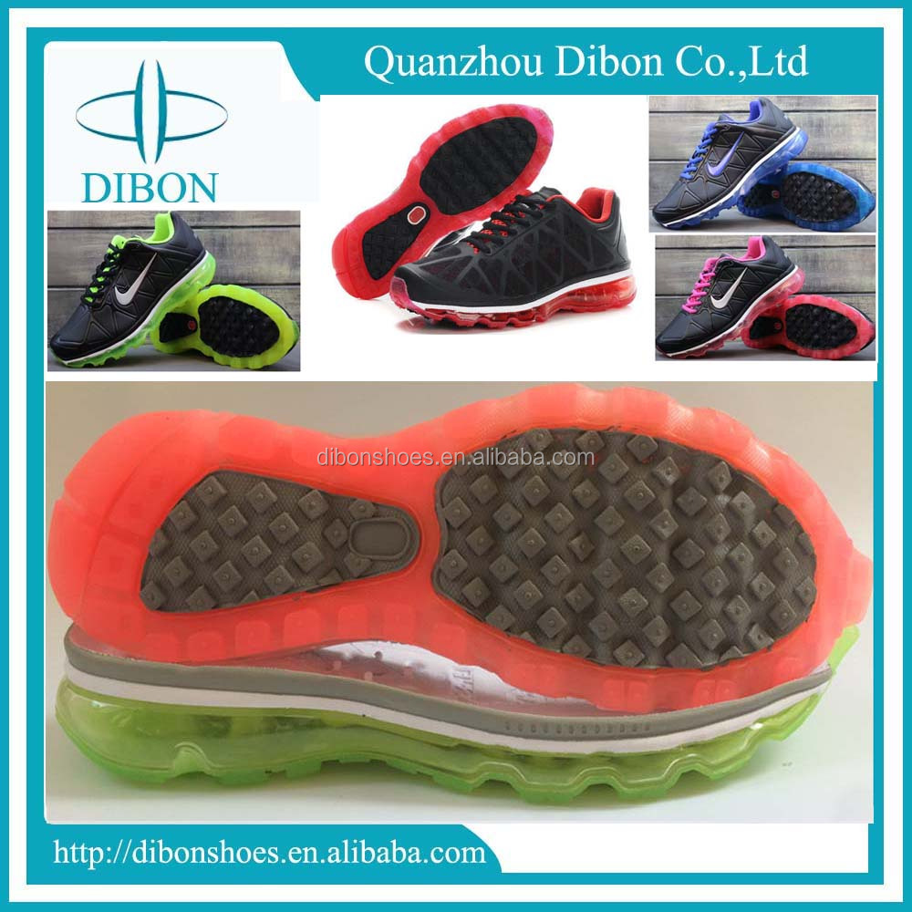 Slip Resistant Air Cushion Max Sport Sneaker Shoes Sole