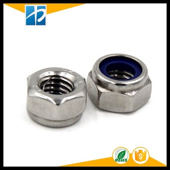 3/8-16 plastic lock nut