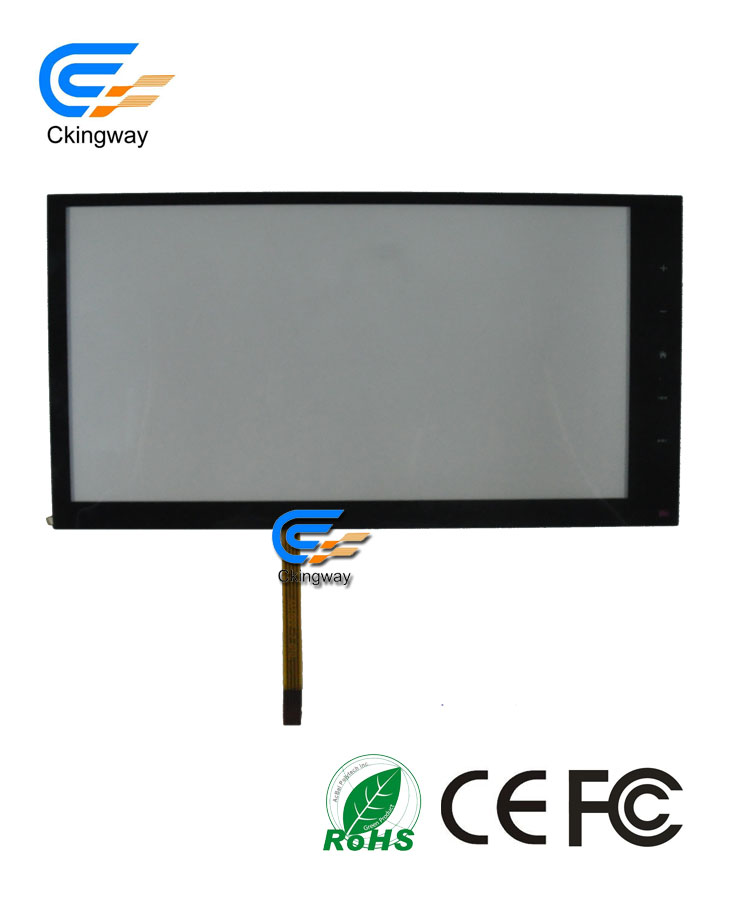 6.95 inch LCD Screen Touch Panle with Digitizer Assembly